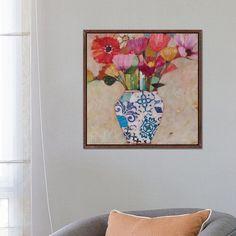 Pallette Knife Painting, Canvas Artwork, Canvas Prints, Hard Wood, Brown Wood, Wood Bars, Art Paintings, Wrap Style, Galleries