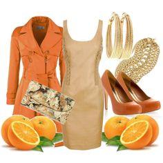 Designer Clothes, Shoes & Bags for Women Next Store, Orange Grove, Giorgio Armani, Preppy, Lady, Polyvore, Shopping, Collection, Design