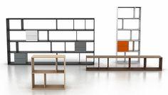 Format Storage - Bensen Modern Designer Furniture - Bensen Contemporary