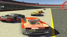 In Training Race, drive really fast and expensive cars in Training Race. Experience the world of car racing in a realistic race around the Nascar circuit. There are many modes, but the goal is always be the fastest while maintaining control and discipline. Go head to head against artificial intelligence. Will you come out on top and claim the title of ultimate racing champion?