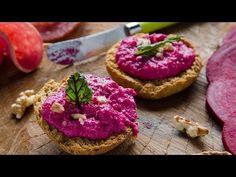 Παντζαροσαλάτα - Η βασίλισσα του τραπεζιού! Αλοιφή - YouTube Greek Recipes, Cooking Time, Sauces, Dips, Cheesecake, Dressing, Youtube, Desserts, Food