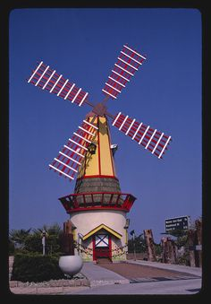 Mr Margolies stumbled across this windmill at the entrance to the Fountain Valley mini gol. Fountain Valley California, Golf N Stuff, Miniature Golf, Golf Tips For Beginners, California Dreamin', Library Of Congress, Windmill, Picture Show, Orange County