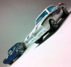 1969 Pontiac GTO (Policia) - Hot Wheels