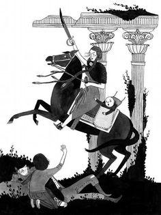 Illustrator Spotlight: Carson Ellis