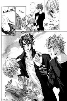 Uragiri wa Boku no Namae wo Shitteiru 14 página 3 - Leer Manga en Español gratis en NineManga.com