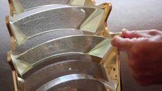 Classic Fresnel lens construction
