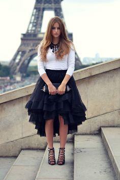 lookbookdotnu: PARISIAN DREAM (by Lara Rose Roskam)