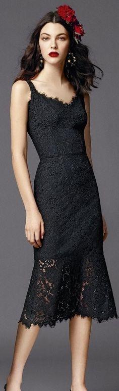 Dolce Gabbana Spring/Summer 2015
