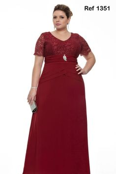 Madrinha / Bridesmaid Plus Size. Godmother / Bridesmaid Plus Size. Plus Wedding Dresses, Bridesmaid Dresses Plus Size, Plus Size Maxi Dresses, Modest Dresses, African Fashion Dresses, African Dress, Cheap Pink Dresses, Plus Size Gowns Formal, Mom Dress