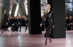 Kanye West and Lorde make unlikely couple at Dior's Paris Fashion Week show