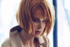Nicole Kidman's Jimmy Choo ads have arrived, and it turns out she is clothed in almost all of them.