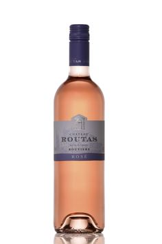 "Château Routas ""Rouvière"" Rosé 2009 is a benchmark rosé from the Côteaux Varois district in the Provence region of southern France. A blend of syrah (36 percent), cinsault (33 percent), cabernet sauvignon (22 percent) and grenache (9 percent), this is textbook-perfect rosé with a pale salmon hue and a fragrant, fruity scent, as well as a pretty package sporting a lavender-blue screwcap.  The berryish scent is a giveaway."