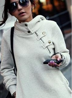 TONS of cute clothes... somewhat cheap ($30-40) including this sweatshirt