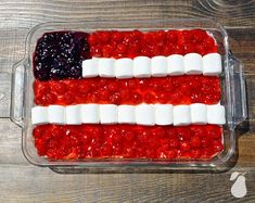 These 4th of July food ideas will help you create a patriotic dish for your upcoming party! #4thofJuly #food