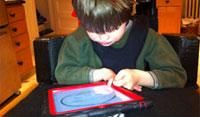 Pin this this webinar presented by Eric Jerman, M.Ed., COMS (and parent of a three-year-old boy who has Cortical Visual Impairment [#CVI] ). Eric shares strategies, tips and techniques to begin using an #iPad with students who are visually impaired with additional #disabilities.