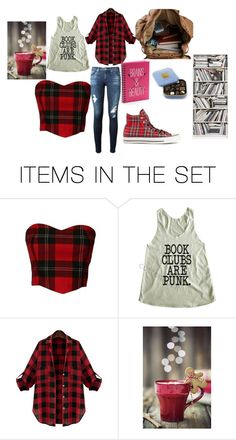"""I feel like getting hot chocolate and reading at a book store"" by aryaalgesia ❤ liked on Polyvore featuring art, amazing, Punk, books and hotcoco"