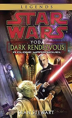 """Read """"Star Wars: Dark Rendezvous"""" by Sean Stewart available from Rakuten Kobo. Never before has Yoda, the most famous Jedi Master ever, starred in his own Star Wars novel. Star Wars Comics, Star Wars Yoda, Star Wars Novels, Star Wars Books, Saga, First Jedi, Jedi Knight, Sombre, Dark Horse"""