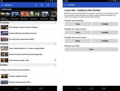 VOA (Voice of America) besplatna Androdi aplikacija Glasa Amerike http://www.androidrevija.com/?p=42222