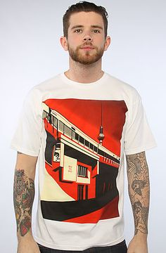 """""""The Berlin Tower"""" graphic tee"""
