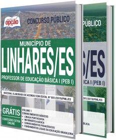 Apostila Concurso Prefeitura De Linhares Professor De Educacao