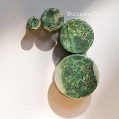 """Qinghai Jade Stone Plugs / gauges Double Flared - 2g 0g 00g 7/16 1/2 9/16 5/8 3/4 7/8 1"""" - 10 sizes"""