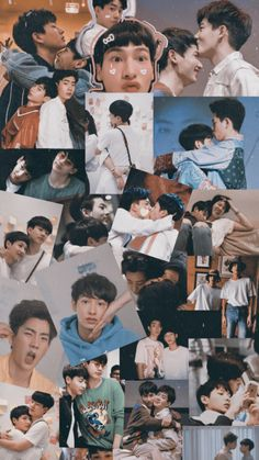 Couple Wallpaper, Pastel Wallpaper, Love Wallpaper, Wallpaper Quotes, Couple Memes, Gay Aesthetic, Theory Of Love, My Children, Aesthetic Wallpapers