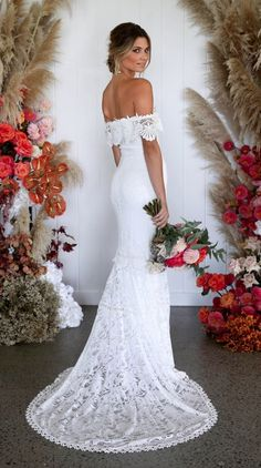 Courtesy of Grace Loves Lace Wedding Dresses; www.graceloveslace.com.au