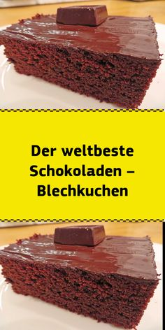 Fudge Cake, Brownies, Cake Recipes, Food And Drink, Desserts, Fett, Drinks, Low Carb, Kochen