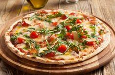 Receita de Massa de Pizza Fit