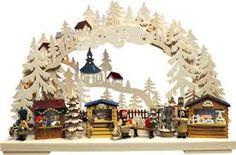Resultado de imagen de seiffen christmas market