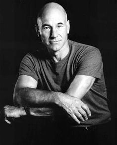 Captain Jean-Luc Picard from Star Trek TNG!