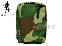 Molle Milspec Medic First Aid Military Pouch Bag