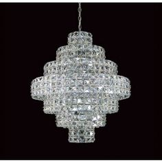 China top Crystal 11 Light Chandelier