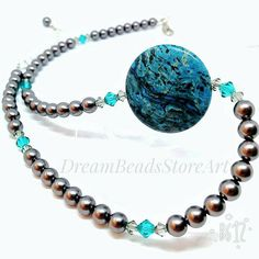 e65132ddb483 Pearl gray bridal choker Swarovski gift Single tiny necklace for mom Sister  and wife gray jewelry Gr