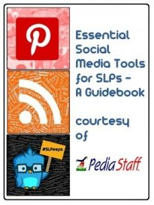 Essential Social Media Tools for SLPs - A Guidebook | Using Pinterest