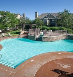 Can't wait to be in this pool all summer!
