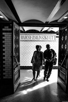 Budapest - métro