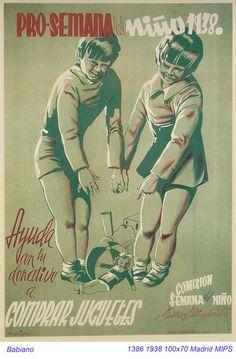 Spain - 1938. - GC - poster - @ Desiderio Babiano Lozano