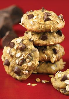 Ancient Grain Chocolate Chip Cookies