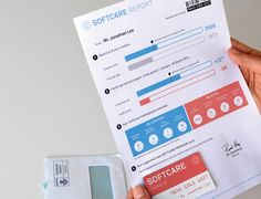 #cleandesign  softcare report