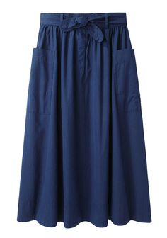MHL by Margaret Howell / Big Pocket Skirt | La Garçonne