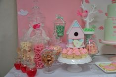 We Heart Parties: Party Details - Pink & Mint Bird themed 1st Birthday?PartyImageID=17669022-db57-4589-9d34-f41821114934