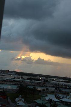 Grand Bahama sunrise