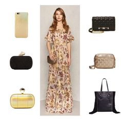 Sneak peek of the Diane von Furstenberg(DvF) FW2015 accessory collection. We love !