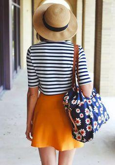 orange-skirt-stripes