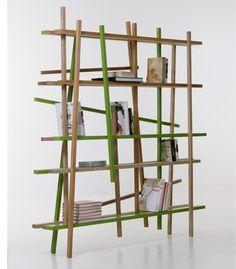Modern Furniture : Shelf KFY by Numen / For Use