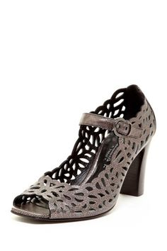 Aquatalia by Marvin K. Karma Laser Cutout Pump by In Love With Shoes on @HauteLook