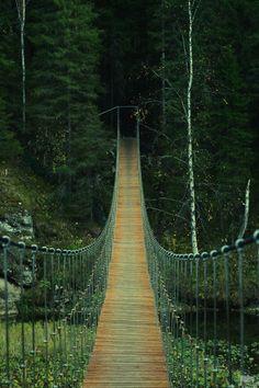 Oleny Ruchy Nature Park - Sverdlov, Russia