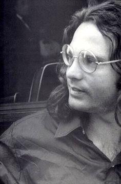 Jim Morrison in Paris, 1971.