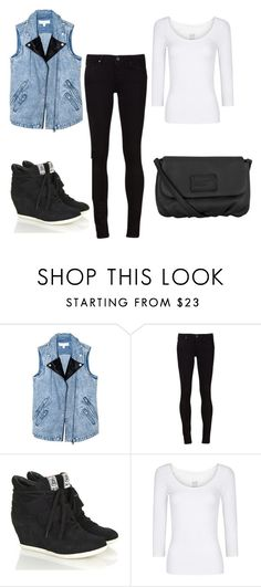"""""""2015/1196"""" by dimceandovski on Polyvore featuring Finders Keepers, MANGO and Marc by Marc Jacobs"""